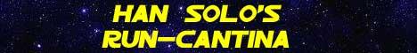 Han Solo's Run-Cantina